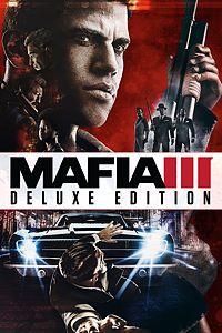 Carátula del juego Mafia III Deluxe Edition de Xbox One