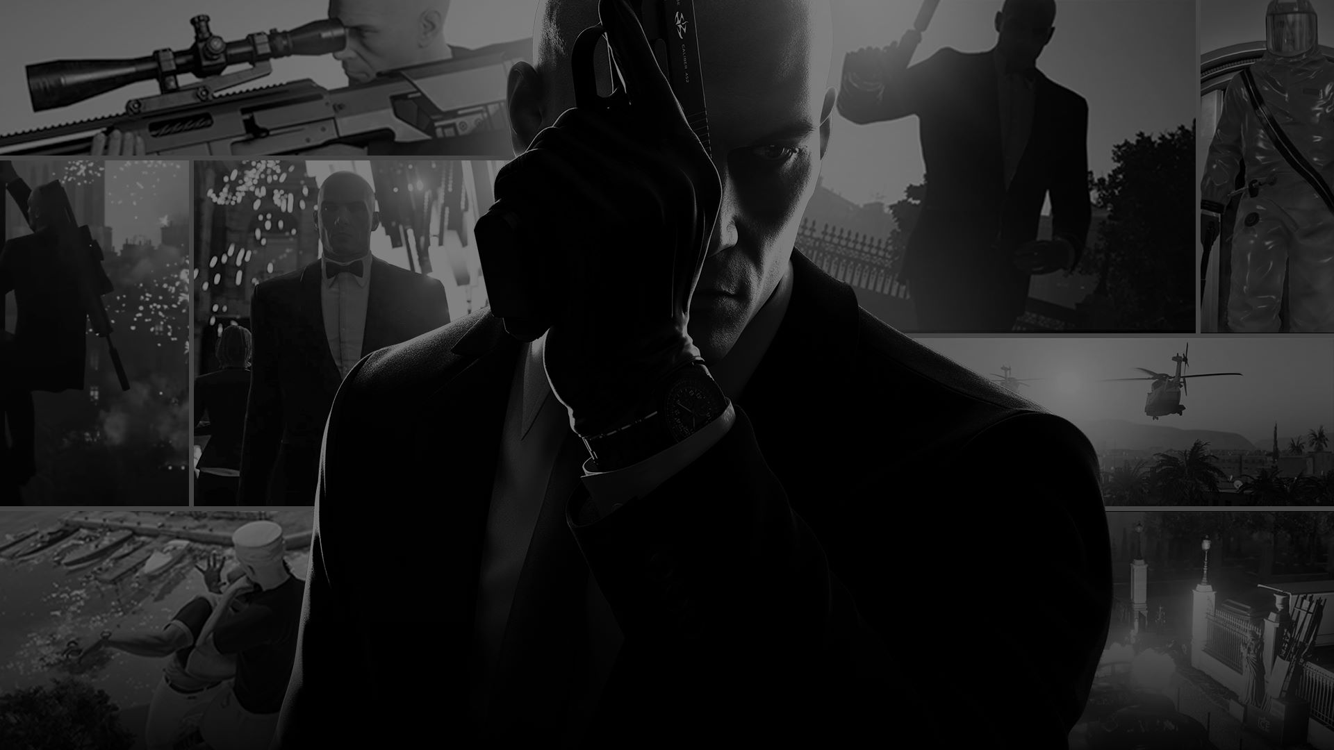 Atualização de HITMAN™ - Game of the Year Edition