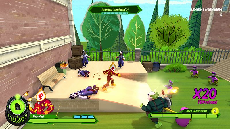 Ben 10 Screenshot