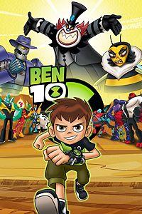 Carátula para el juego Ben 10 de Xbox 360