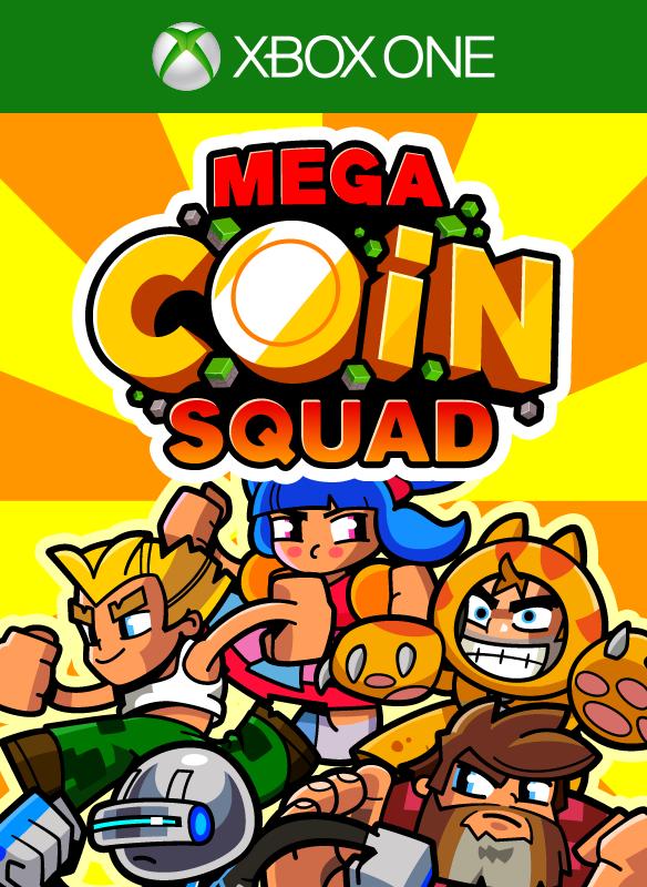 Mega Coin Squad boxshot
