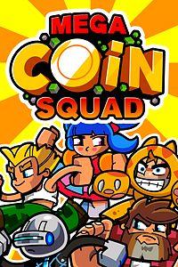 Carátula del juego Mega Coin Squad para Xbox One