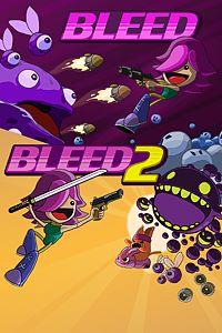 Carátula para el juego Bleed Complete Bundle de Xbox 360