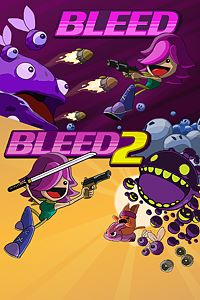 Carátula del juego Bleed Complete Bundle para Xbox One
