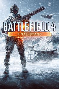 Carátula del juego Battlefield 4 Final Stand para Xbox One