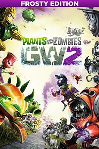 Carátula del juego Plants vs. Zombies Garden Warfare 2 - Frosty Standard Edition