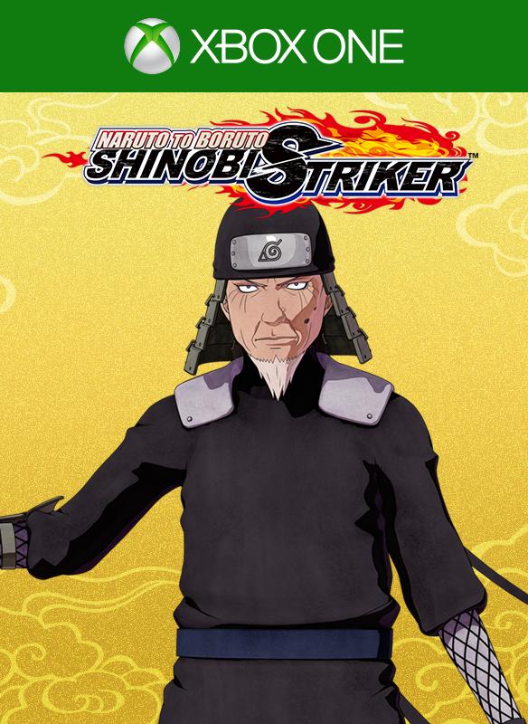 NTBSS: Master Character Training Pack - Hiruzen Sarutobi