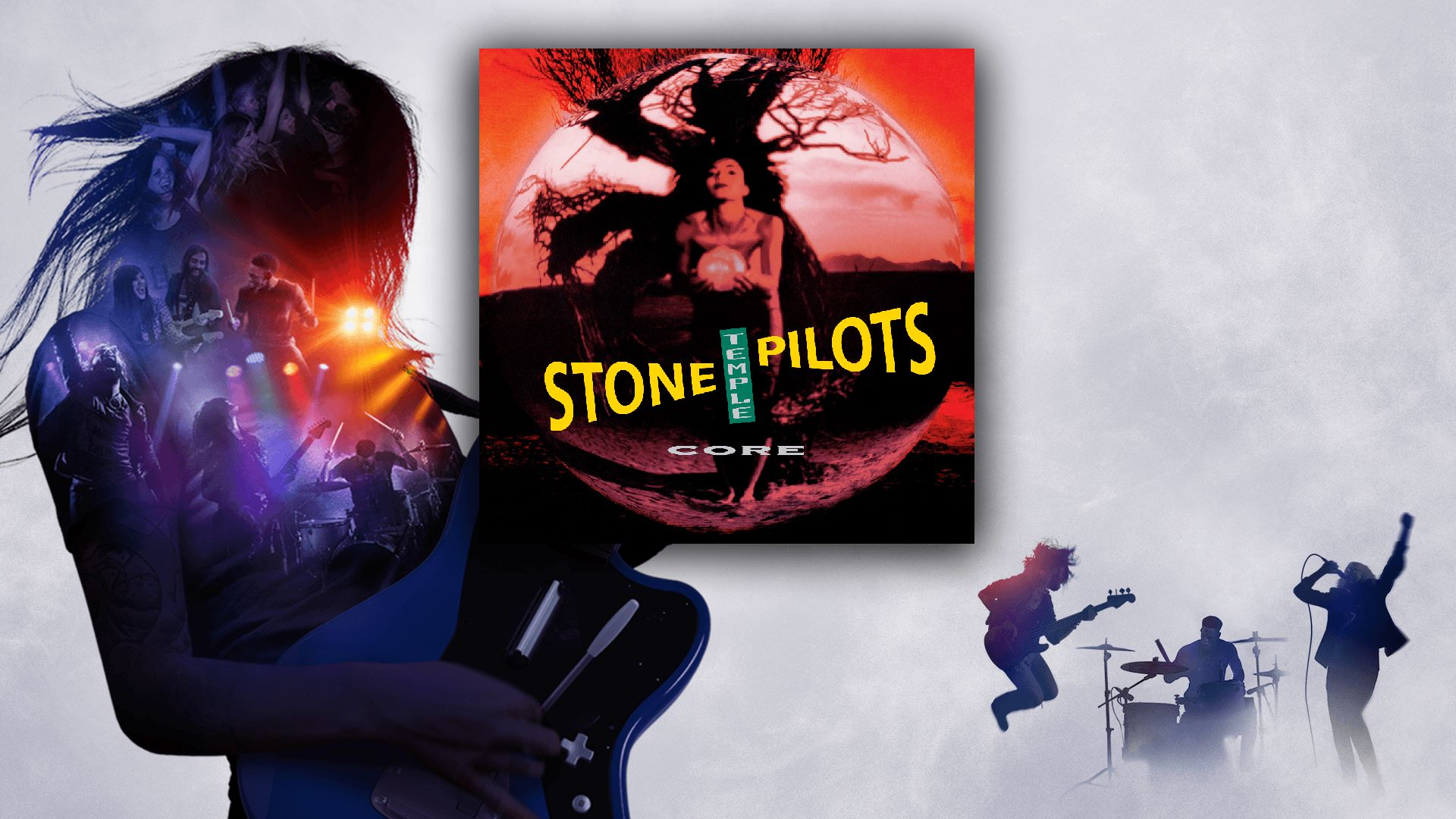 stone temple pilots plush - HD 1920×1080