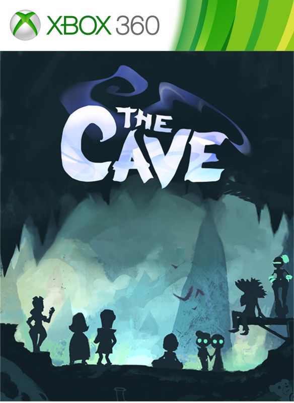 The Cave boxshot