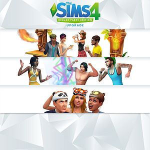 The Sims™ 4 Deluxe Party Edition Upgrade Xbox One