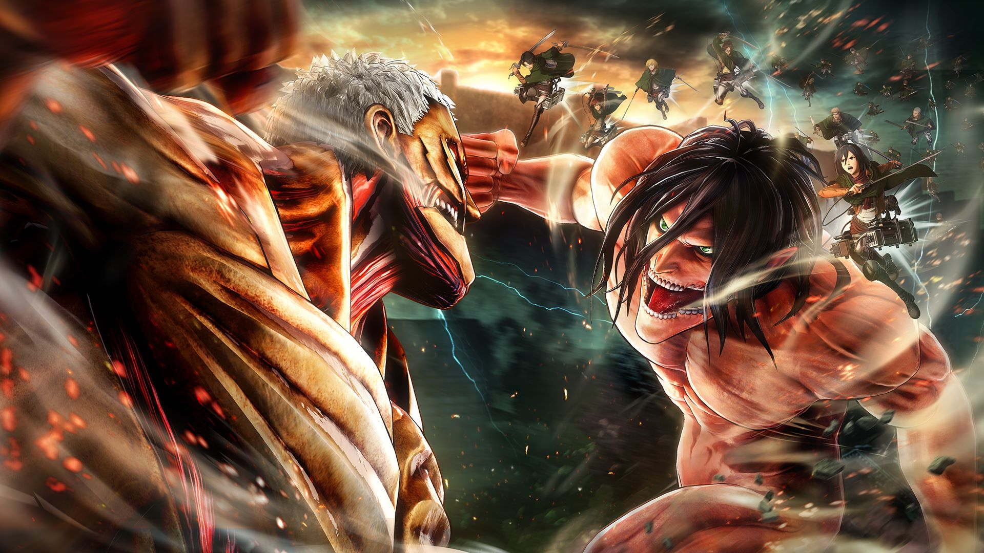 Buy Attack on Titan 2 - Microsoft Store en-CA