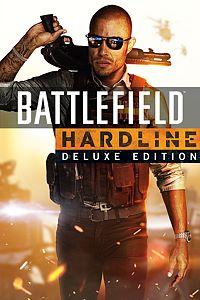 Carátula del juego Battlefield Hardline Deluxe Edition de Xbox One