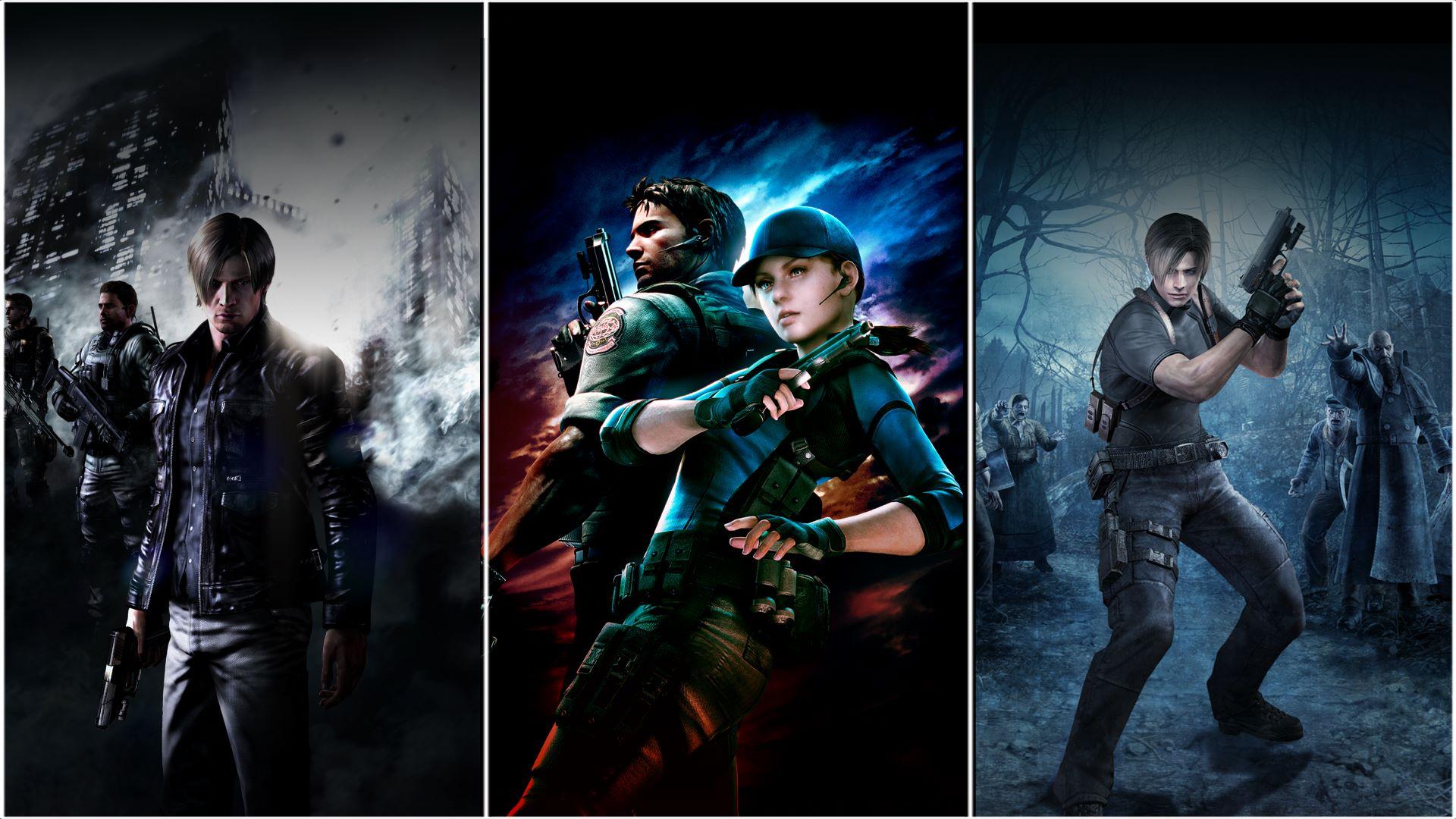 Resident Evil -kolmoispakkaus