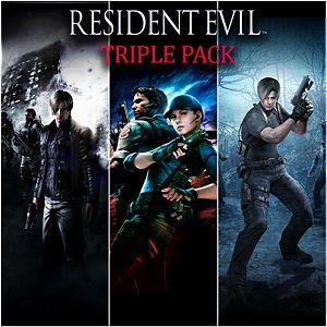 Resident Evil Triple Pack Xbox One