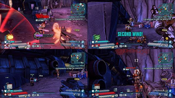 Borderlands: The Handsome Collection screenshot 1