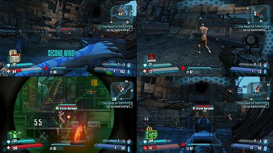 Borderlands: The Handsome Collection screenshot 7