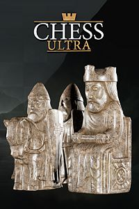 Carátula del juego Chess Ultra: Isle of Lewis Chess Set