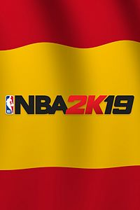 Carátula del juego NBA 2K19 Spanish Commentary Pack