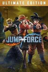 Carátula del juego JUMP FORCE - Ultimate Edition