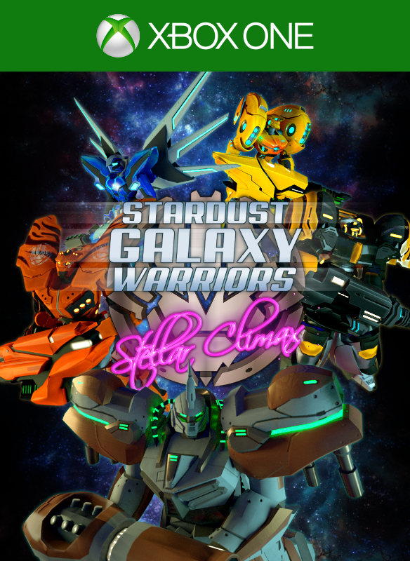 Stardust Galaxy Warriors: Stellar Climax boxshot