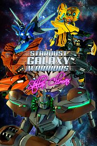 Carátula para el juego Stardust Galaxy Warriors: Stellar Climax de Xbox One