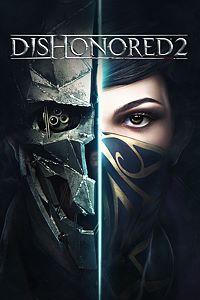 Carátula para el juego Dishonored 2 de Xbox 360