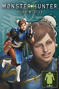 Carátula del juego The Handler's Chun-Li Costume
