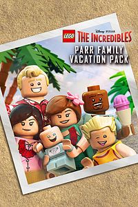 Carátula del juego Parr Family Vacation Character Pack