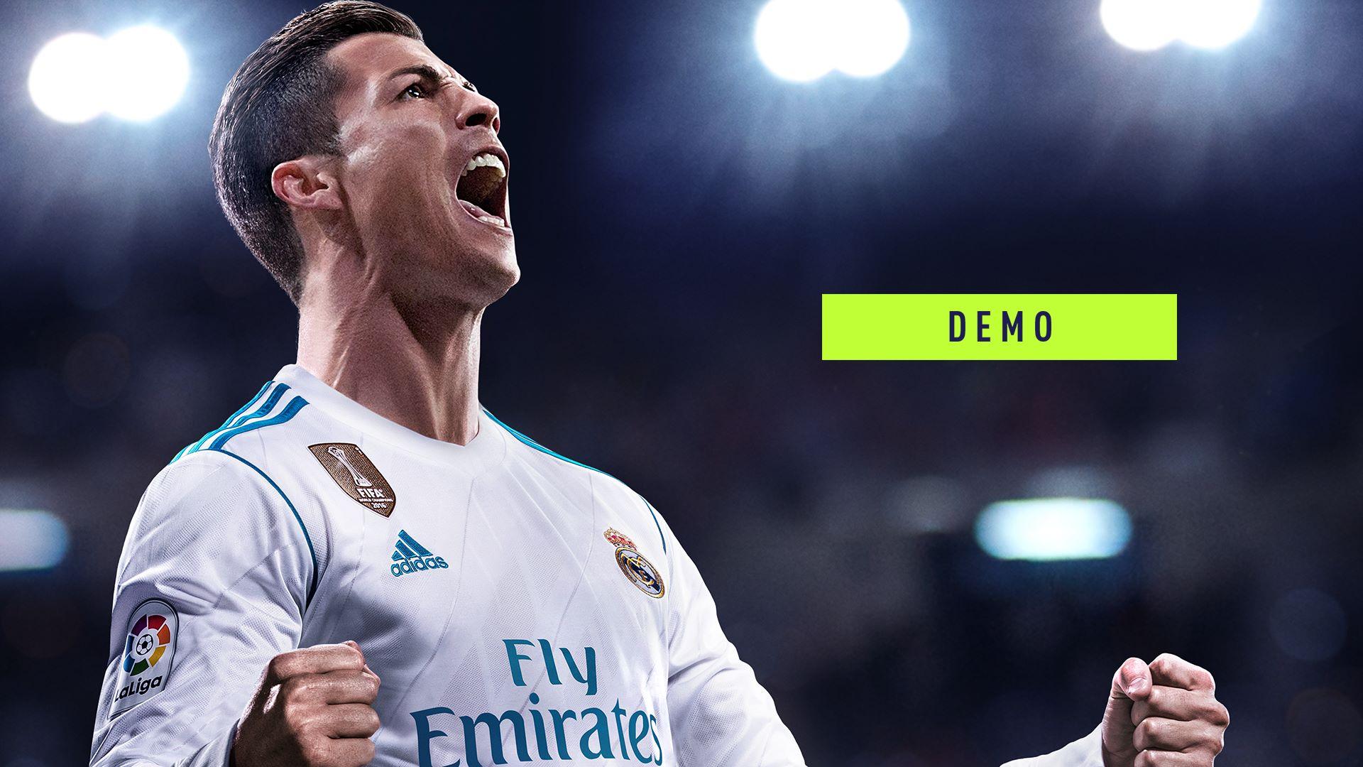 Demo do FIFA 18