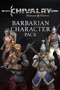 Carátula del juego Barbarian Character Pack de Xbox One