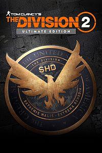 Carátula del juego Tom Clancy's The Division 2 - Ultimate Edition