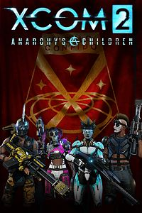 Carátula del juego XCOM 2: Anarchy's Children para Xbox One