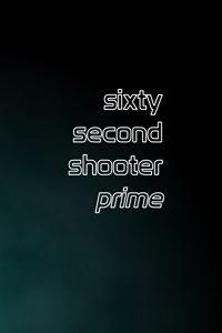 Carátula para el juego Sixty Second Shooter Prime de Xbox 360