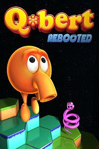 Carátula del juego Q*bert REBOOTED: The XBOX One @!#?@! Edition de Xbox One