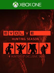 Evolve: Hunting Season 1