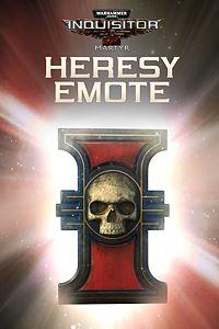 Carátula del juego Warhammer 40,000: Inquisitor - Martyr | Heresy Emote