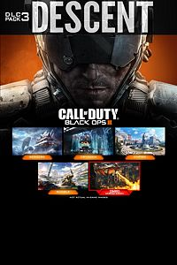 Carátula del juego Call of Duty: Black Ops III - Descent DLC