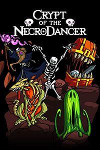 Carátula del juego Crypt of the NecroDancer para Xbox One