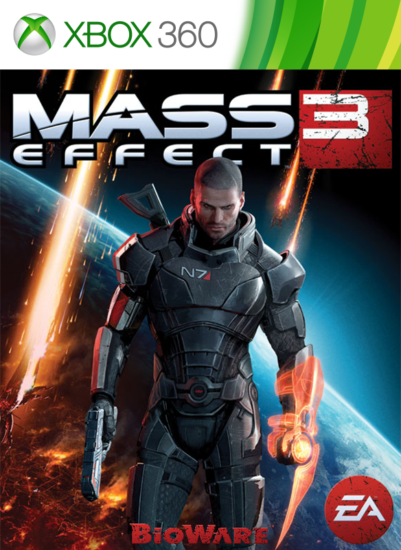 Mass Effect™ 3 boxshot