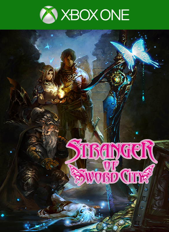 Stranger of Sword City boxshot