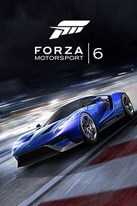 Carátula del juego 2016 #66 Ford Racing GT Le Mans de Xbox One