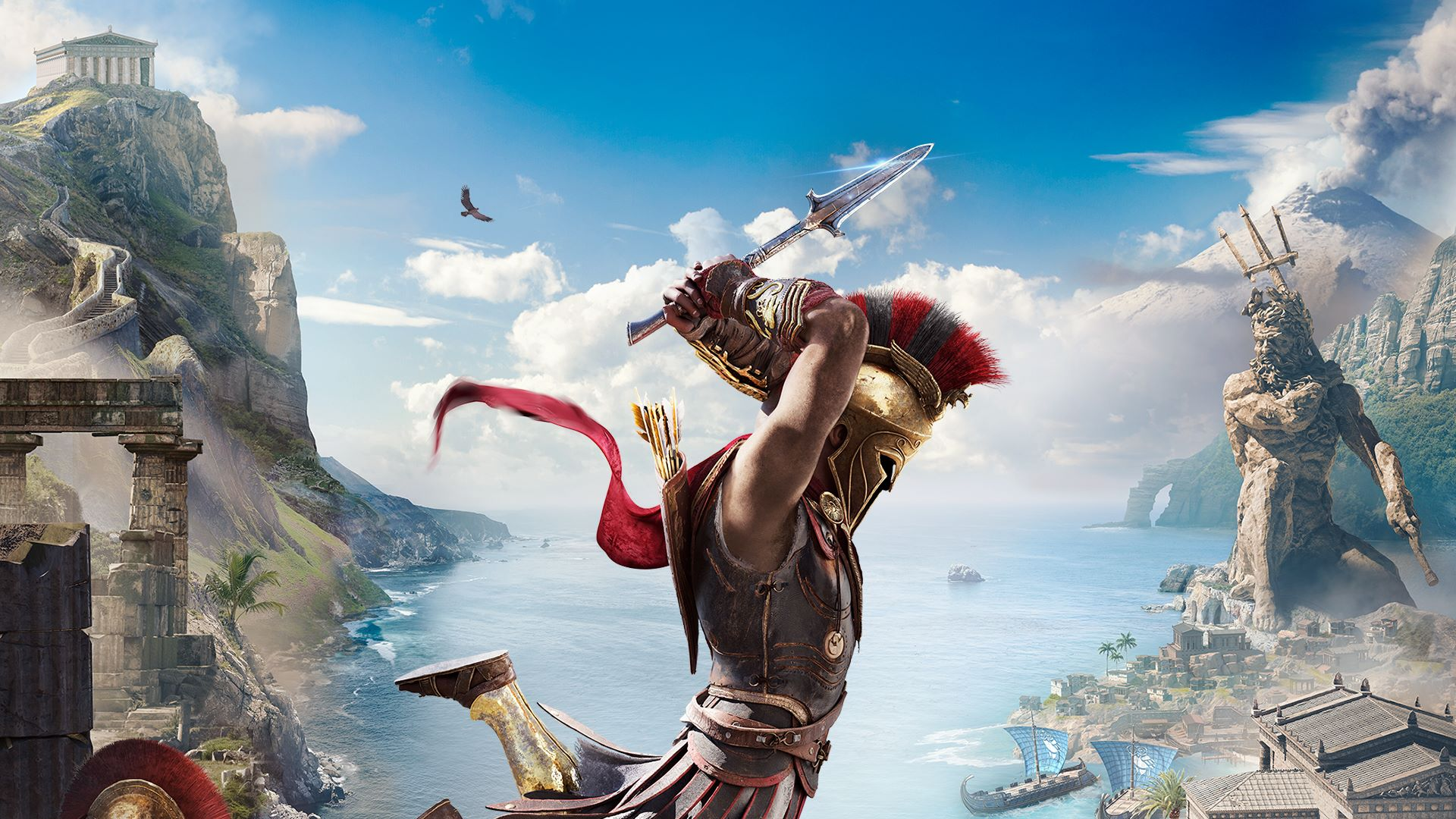 Download Assassin's Creed Odyssey PS4 Free Full Version ISO/PKG