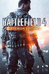 Carátula del juego Battlefield 4 Premium Edition