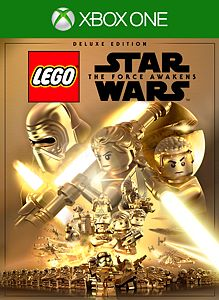 LEGO® Star Wars™: The Force Awakens Edição Deluxe boxshot
