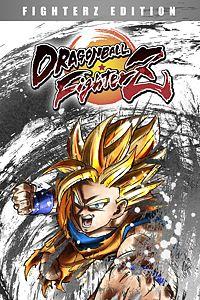 Carátula para el juego DRAGON BALL FIGHTERZ - FighterZ Edition de Xbox One