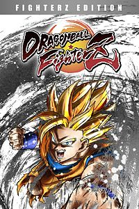 Carátula del juego DRAGON BALL FIGHTERZ - FighterZ Edition