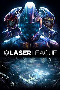 Carátula para el juego Laser League de Xbox One