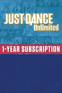 Carátula del juego Just Dance Unlimited - 12 months pass de Xbox One