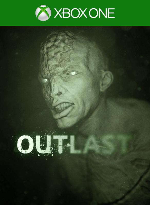 Outlast boxshot