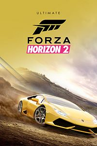 Carátula del juego Forza Horizon 2 Ultimate - 10th Anniversary Edition de Xbox One